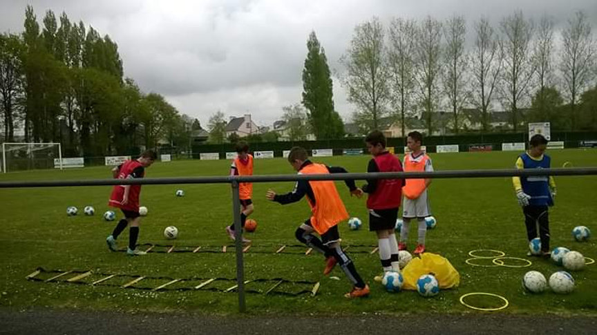 remise en forme Football