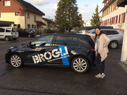 Fahrschule Brogli, Rheinfeldelden Lara