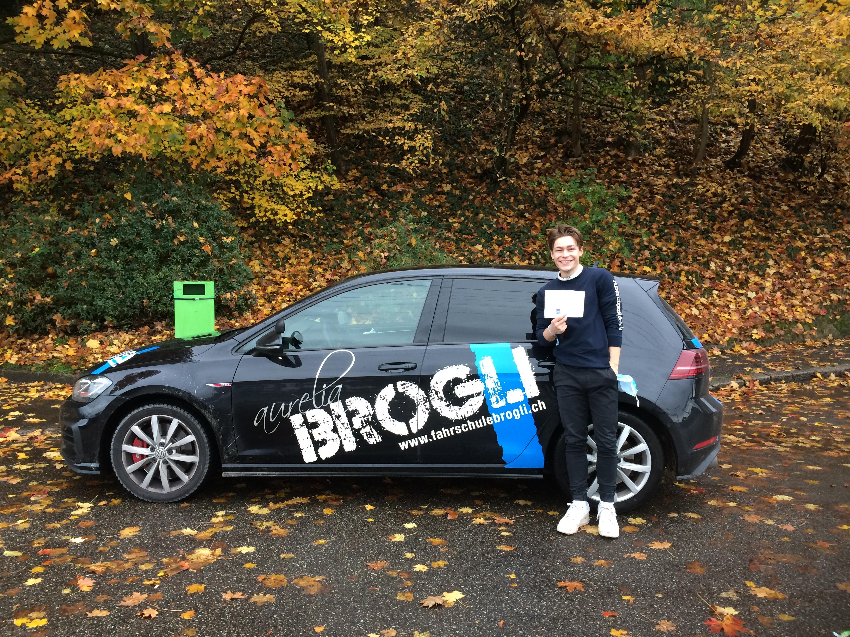 Fahrschule Brogli, Rheinfelde