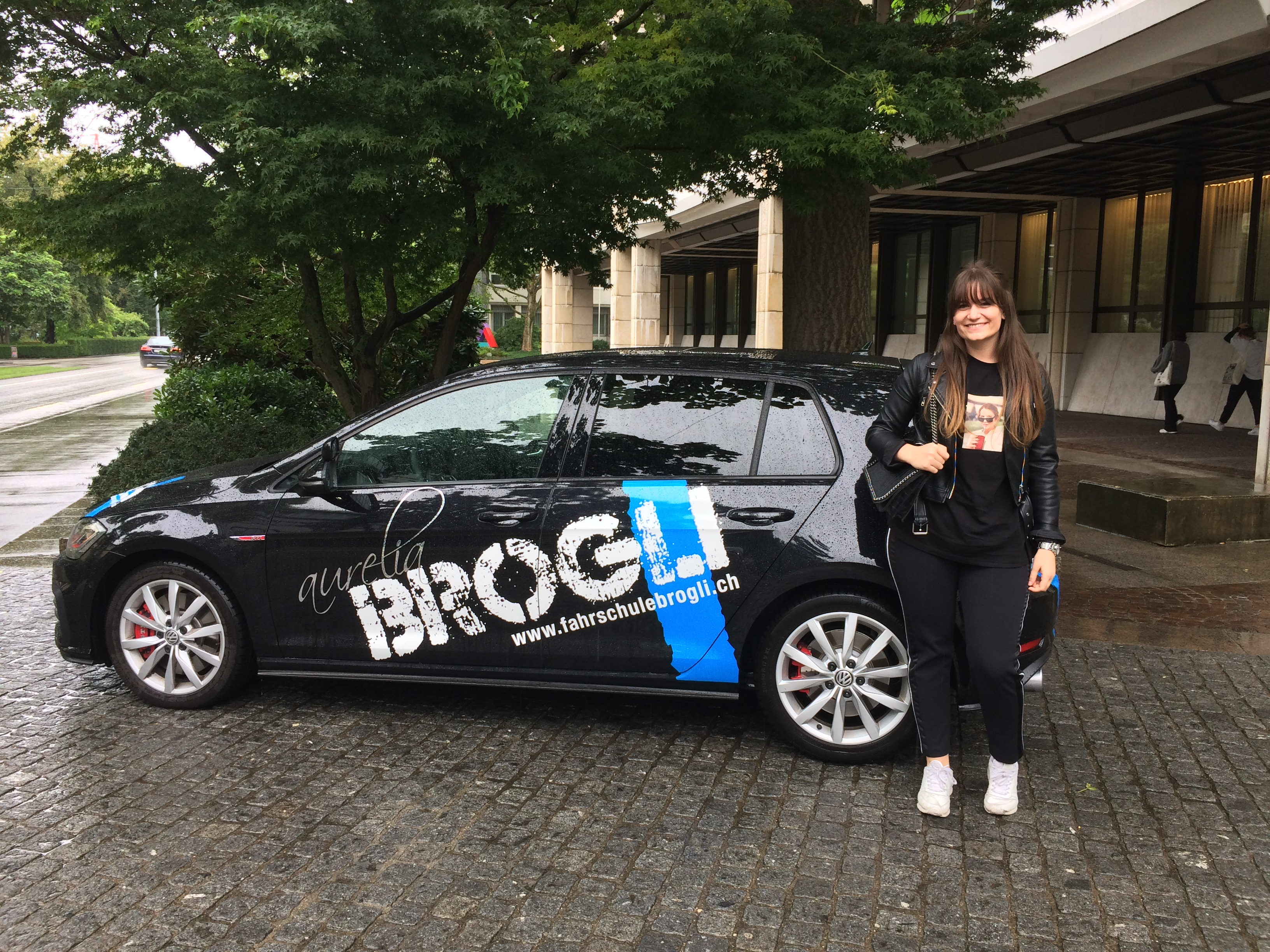 Fahrschule Brogli, Rheinfelden Kristina