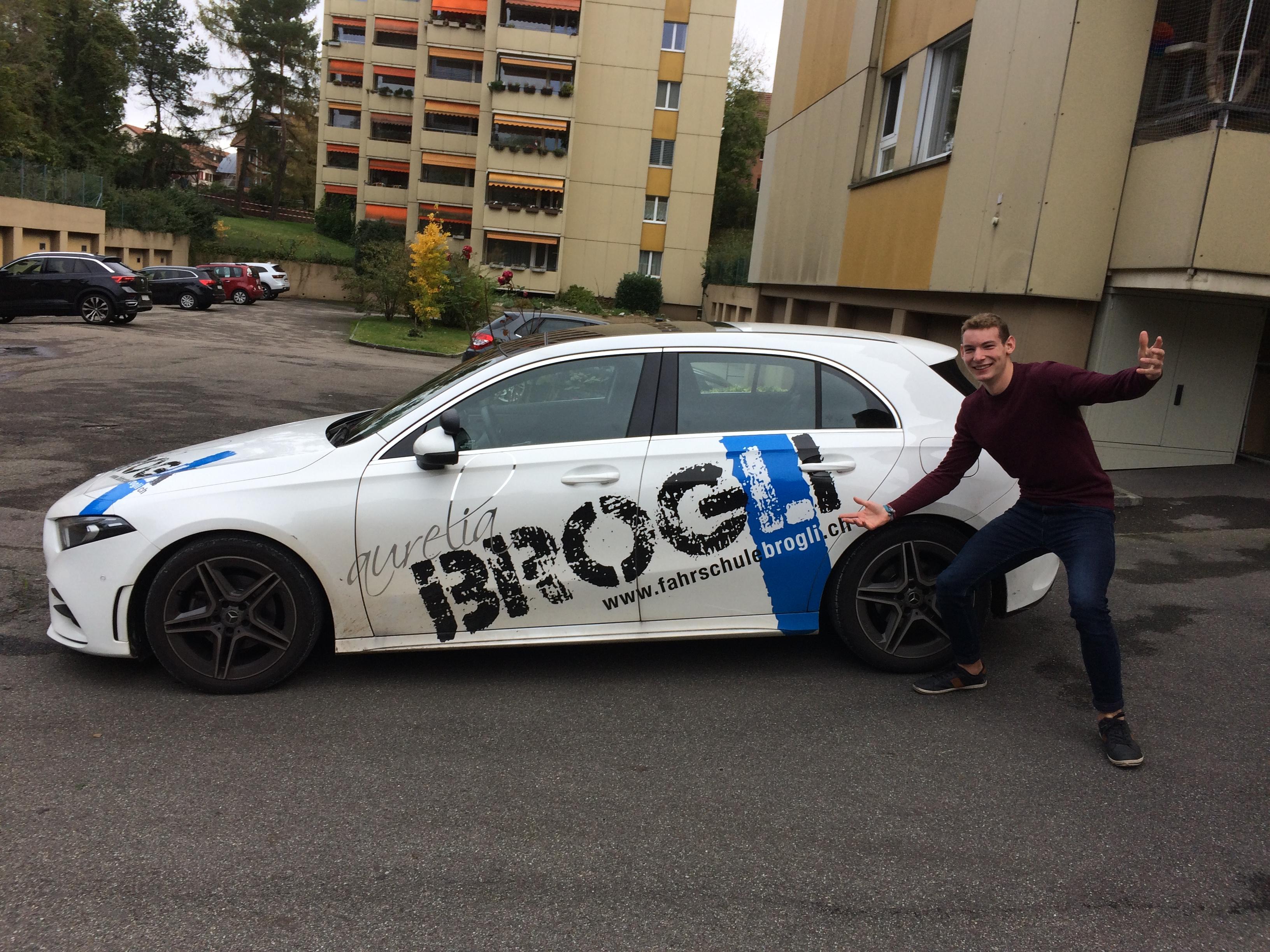 Fahrschule Brogli, Rheinfelden Tobias