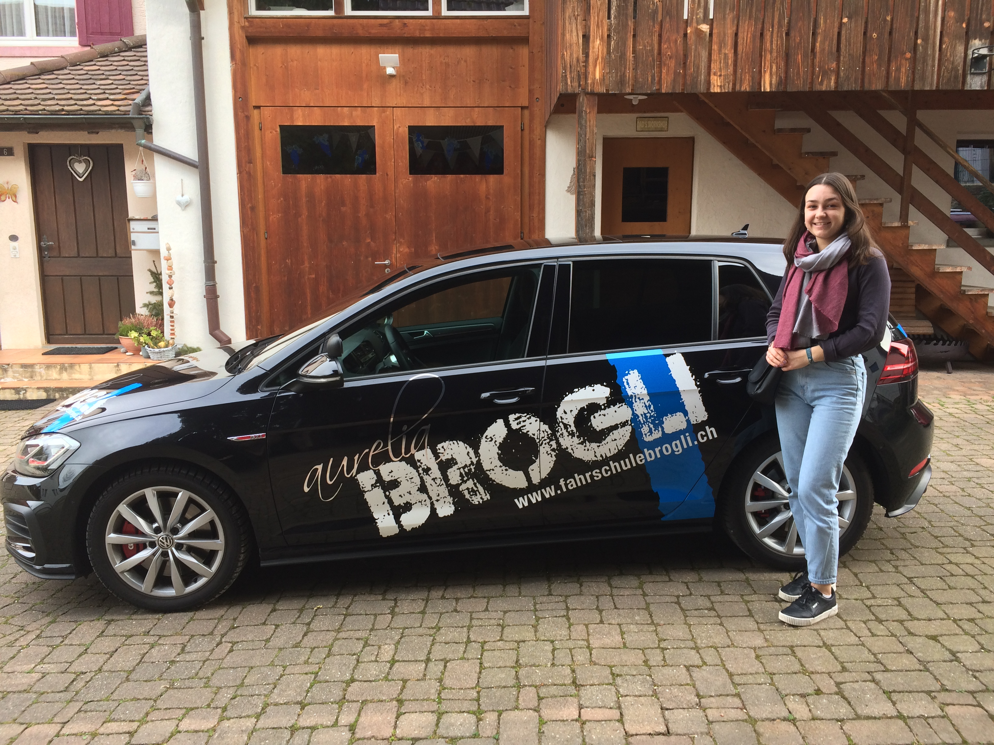 Fahrschule Brogli, Rheinfelden