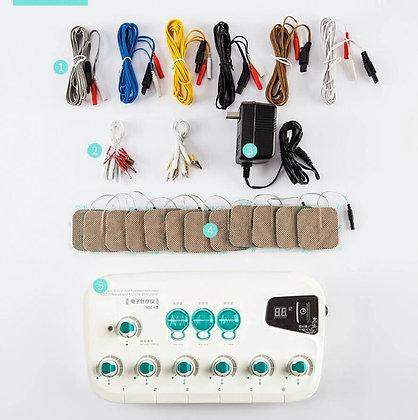 Electroestimulador Muscular + Terapia Acupuntura