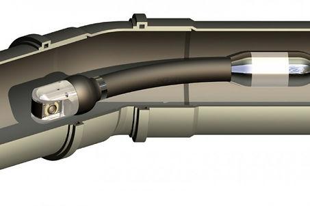 video camera plumbing lines