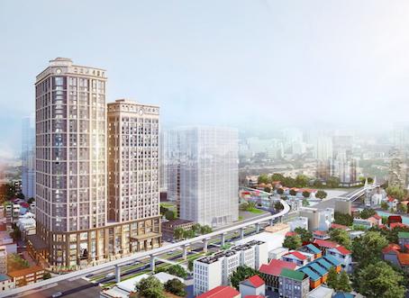 King Palace vào Top 10 dự án nổi bật nhất Việt Nam