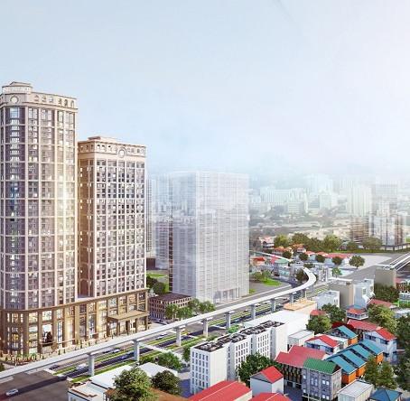 Tiềm năng sinh lời của bất động sản gần các tuyến Metro