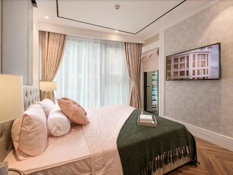 Bất động sản quý II 2019: Sức hút từ căn hộ nhiều phòng n