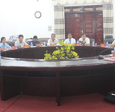 Tập đoàn Alphanam tìm hiểu cơ hội đầu tư tại Lai Châu