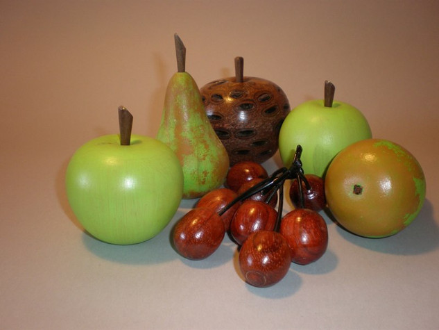 Various items of fruit £10 each