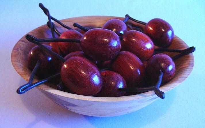 Cherries £5 per pair
