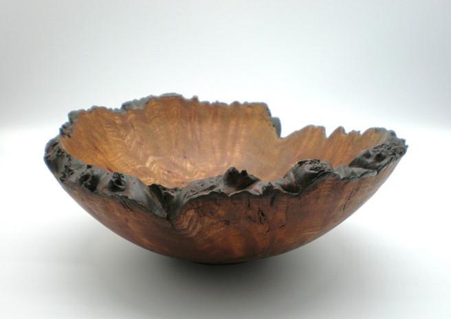 Wood: Burr Elm Size: 7 X 2 Price: £35 (ref.5325)