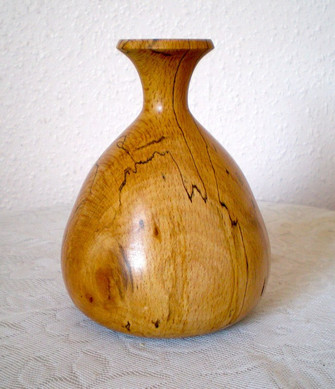 Wood: Spalted beech Size: 6 x 5 Price: £50 (ref.5013)