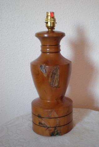Wood: Yew Size: 12 X 5 Price: £50 (ref. 4227)