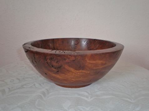 Wood: Burr Elm Size: 10 X 4 Price: £50 (ref.5265)
