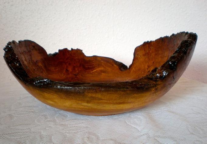 Wood: Burr Elm Size: 11 X 4 Price: £70 (ref.5041)