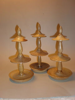 Ref4.077 Ash Double Earring Stands 8x4 2
