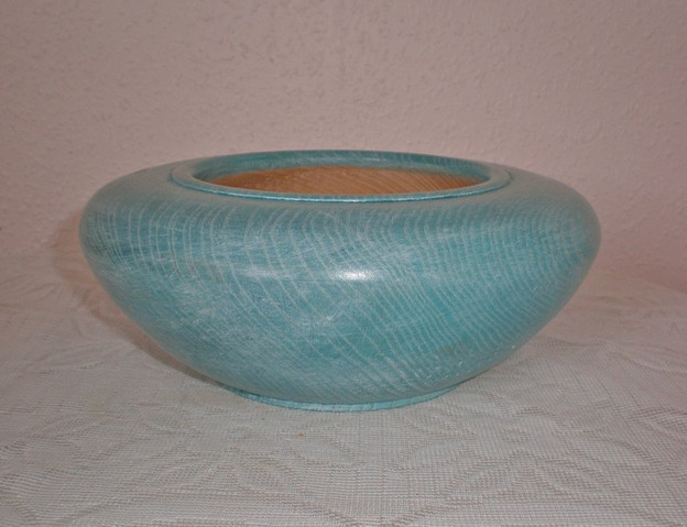 Wood: Coloured Ash Size: 8 X 3 Price: £50 (ref.5271)