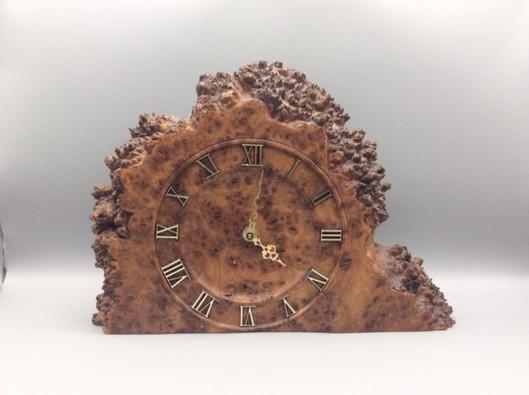 Wood: Burr Elm Size: 12 X 9 Price: £65 (ref.5349)