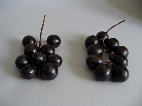 Grapes Wood: Ebony Price: £15 per bunch