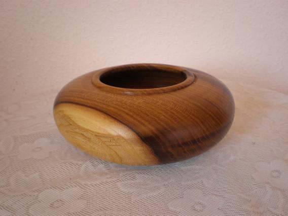Wood: Laburnum Size: 7 X 3 Price: £45 (ref.4755)