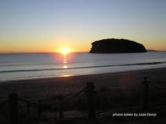 Recently voted 'Best Beach in New Zealand'. This is where I grew up!
