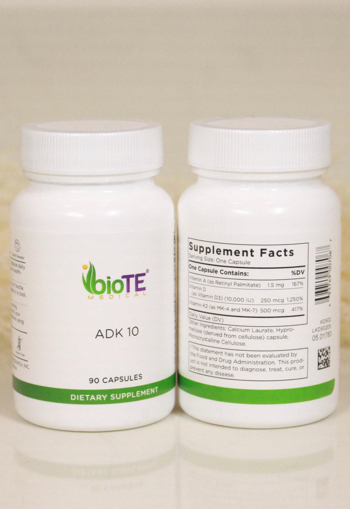 BioTE® ADK 10