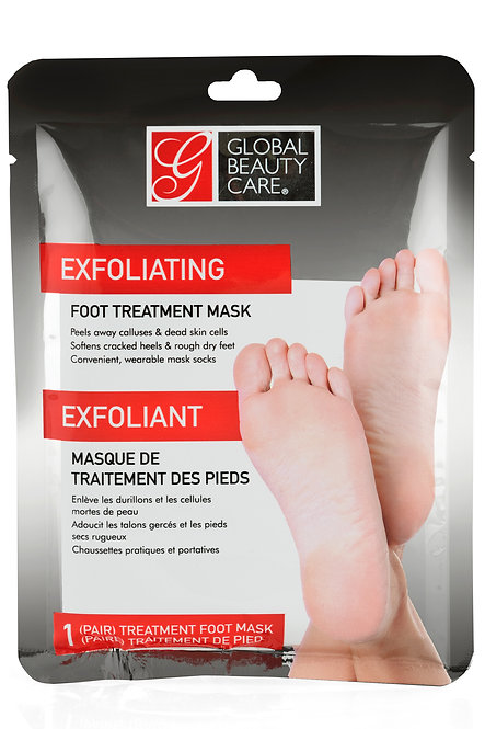 Global Beauty Care Foot Treatment Masks (1 Pair)
