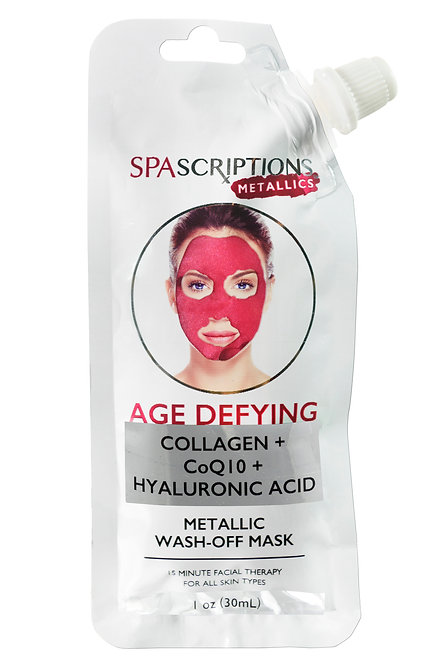 Spascriptions Wash-Off Mask Spout Sachet (1 Full Oz)