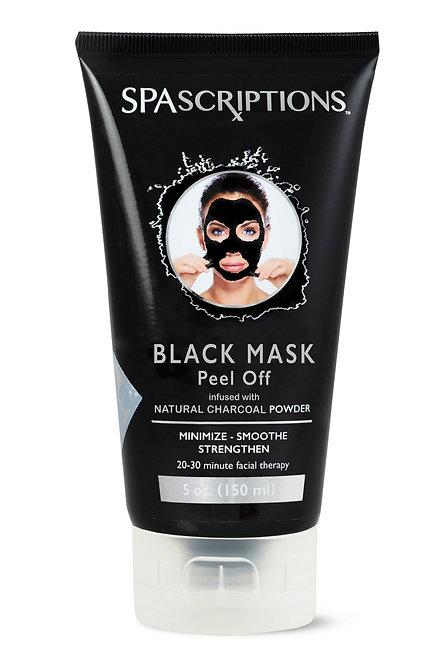 Spascriptions Peel-Off Black Mask (5 Oz)