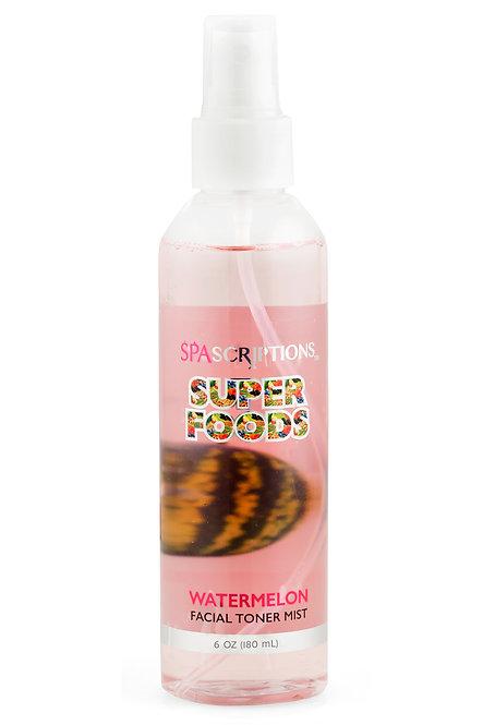 Spascriptions Superfoods Watermelon Facial Toner Mist (6 Oz)