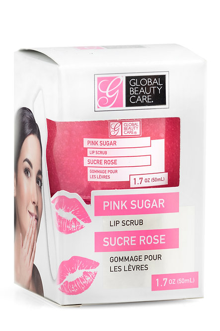 Global Beauty Care Pink Sugar Lip Scrub (1.7 Oz)