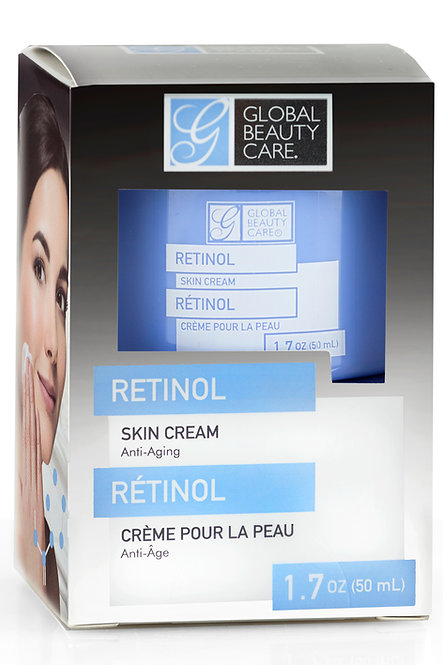 Global Beauty Care Retinol Skin Cream (1.7 Oz)
