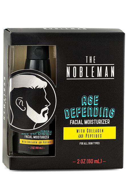 The Nobleman Age Defending Facial Moisturizer (2 Oz)