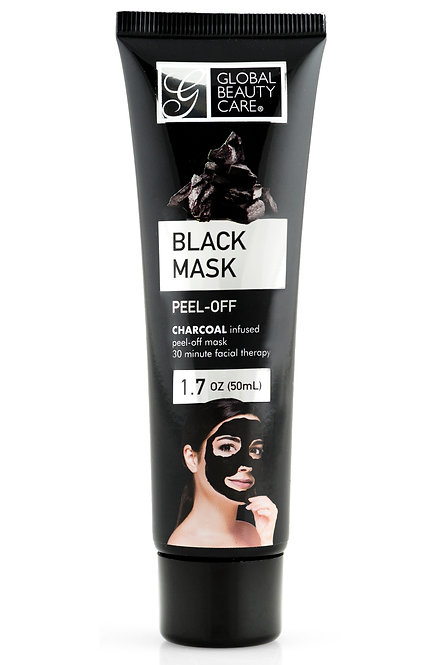 Global Beauty Care Peel-Off Black Mask (1.7 Oz)