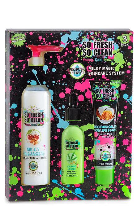 So Fresh So Clean Milky Magic Skincare System