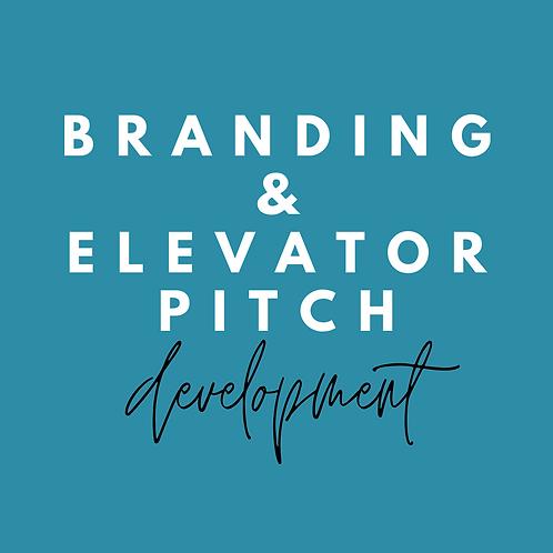 Professional Branding & Elevator Pitch Development