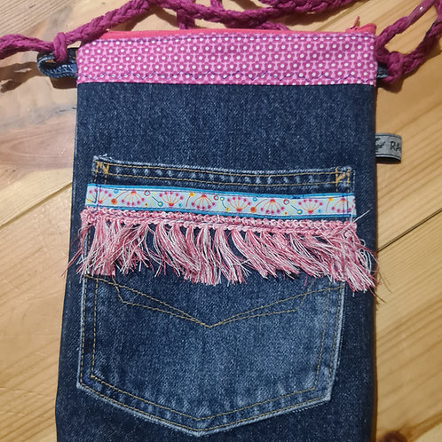 Jeanstasche upcycling klein