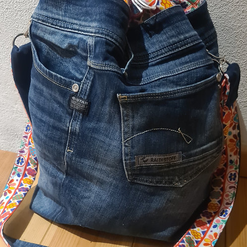 Upcycling Tasche