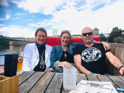 Würzburg mit Lothar und Jürgen