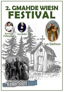 2. Gmahde Wiesn Festival