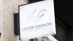 Logo Louise Gagnon