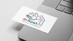 m huot - Logo