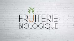 Logo Fruiterie Biologique