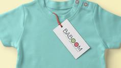Création Logo Baboom