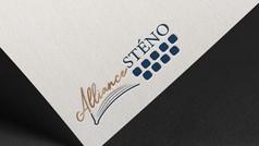 Logo Alliance Sténo