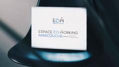Logo Espace Co-Working Mascouche