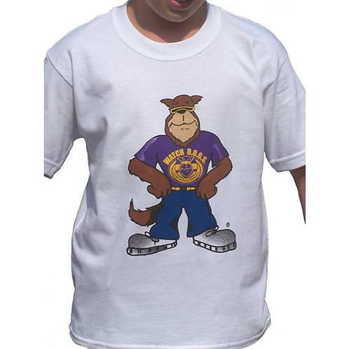 Watch DOGS Student T-shirt
