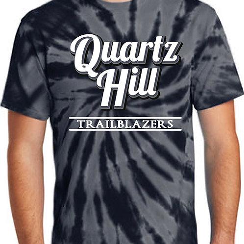 Tie Dye Cotton Blend QH Spirit Shirt