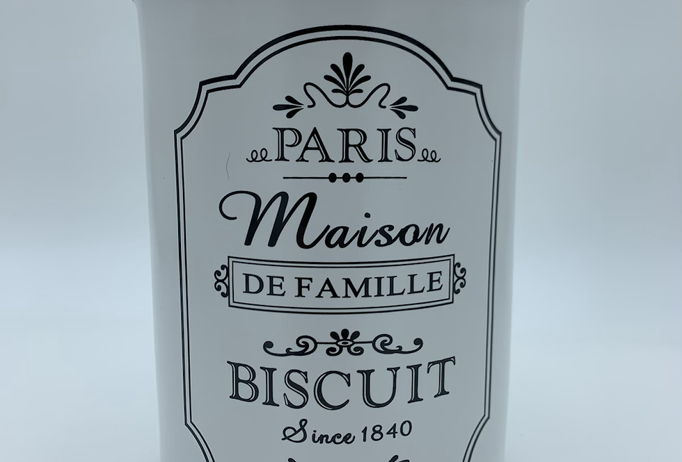 Biscuit Canister