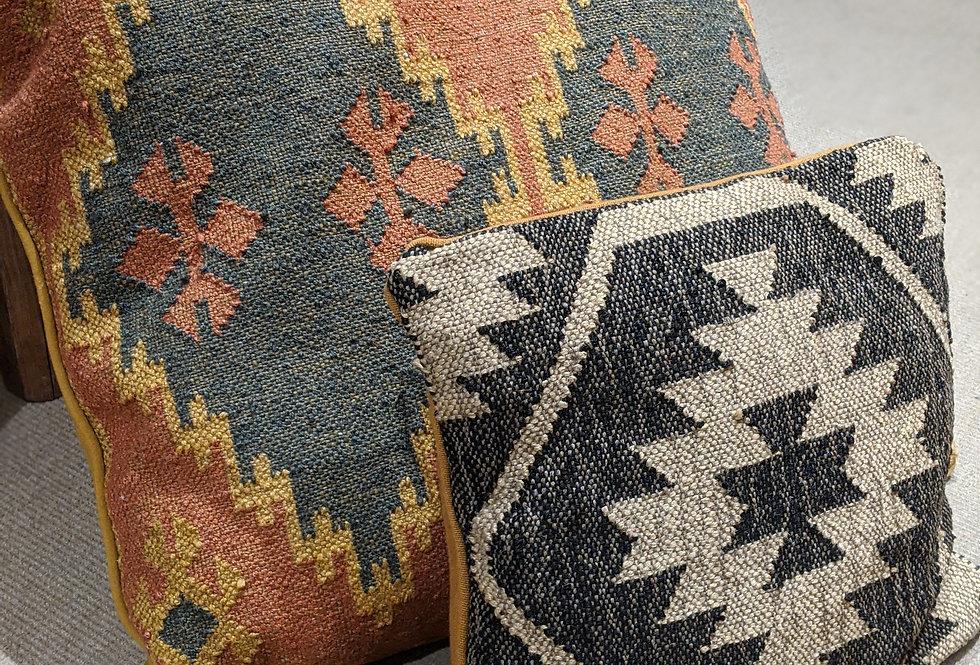 Punja Square Cushion
